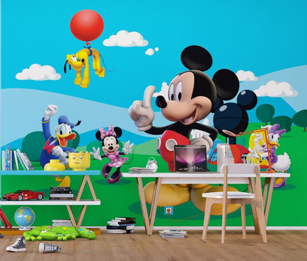Disney Premium wall mural Mickey Mouse 2